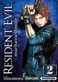 Resident evil : Marhawa desire. Volume 2