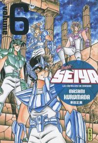 Saint Seiya : les chevaliers du zodiaque. Volume 6