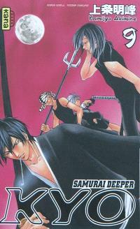 Samurai deeper Kyo : manga double. Volume 9-10
