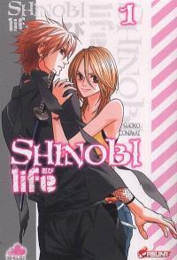 Shinobi life. Volume 1