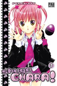 Shugo Chara !. Volume 7