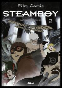 Steamboy. Volume 2