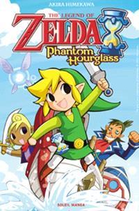 The legend of Zelda. Volume 10, Phantom hourglass