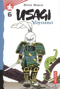 Usagi Yojimbo. Volume 6