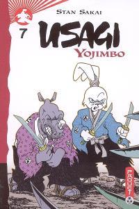 Usagi Yojimbo. Volume 7