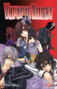 Vampire knight. Volume 9