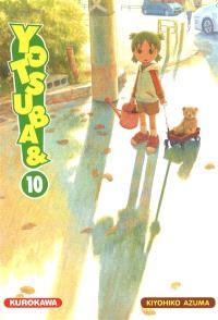 Yotsuba & !. Volume 10