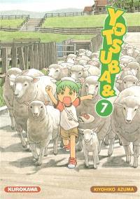 Yotsuba & !. Volume 7