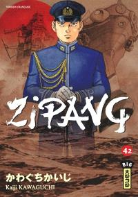 Zipang. Volume 42