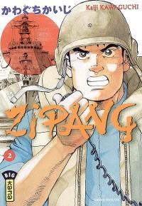 Zipang. Volume 2