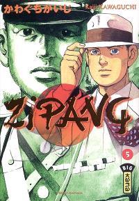Zipang. Volume 5