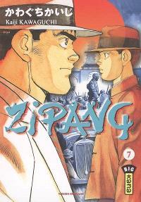 Zipang. Volume 7