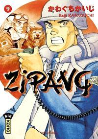 Zipang. Volume 9