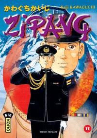 Zipang. Volume 11