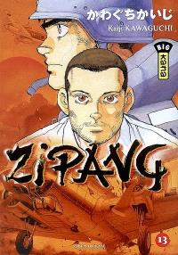 Zipang. Volume 13