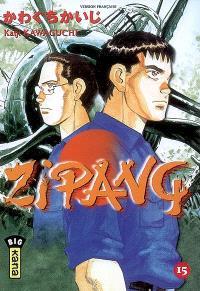 Zipang. Volume 15
