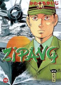 Zipang. Volume 16