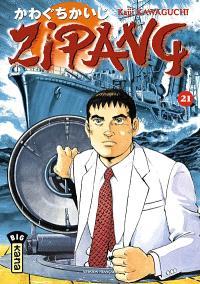 Zipang. Volume 21