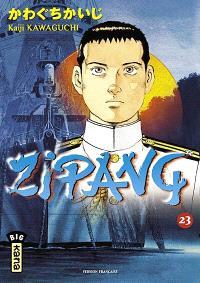 Zipang. Volume 23