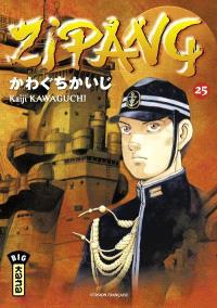 Zipang. Volume 25