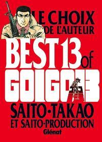Best 13 of Golgo 13. Volume 2, Le choix de l'auteur