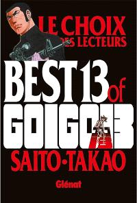 Best 13 of Golgo 13. Volume 1, Le choix des lecteurs