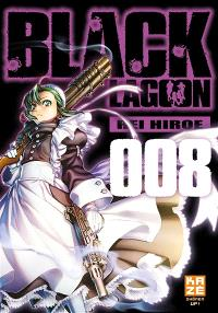 Black lagoon. Volume 8