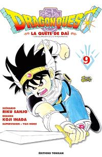 Dragon Quest : la quête de Daï. Volume 9