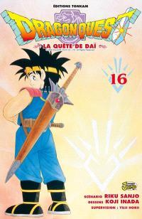 Dragon Quest : la quête de Daï. Volume 16