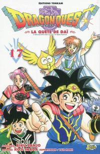 Dragon Quest : la quête de Daï. Volume 17