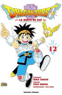 Dragon Quest : la quête de Daï. Volume 12, La plus grande bataille que la Terre ait connue !!