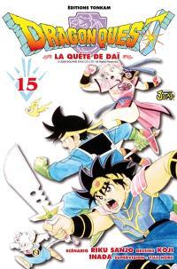 Dragon Quest : la quête de Daï. Volume 15, Le débarquement du Kigan-Jo