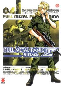 Full metal panic ! : sigma. Volume 4