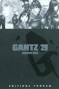 Gantz. Volume 29