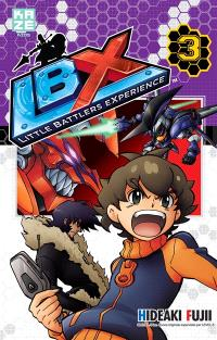Little battlers experience. Volume 3