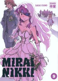 Mirai Nikki. Volume 9