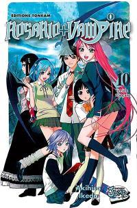 Rosario + Vampire. Volume 10