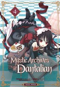 The mystic archives of Dantalian. Volume 4