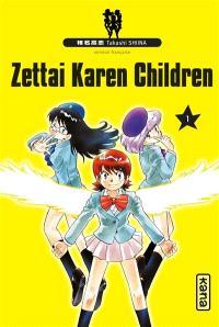 Zettai Karen children. Volume 1