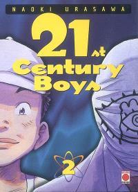 21st Century Boys. Volume 2
