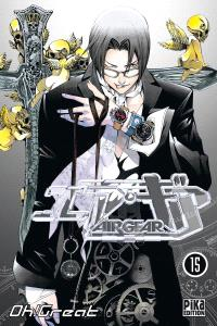 Air gear. Volume 15