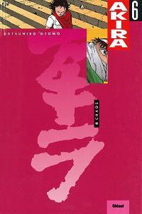 Akira. Volume 6, Chaos