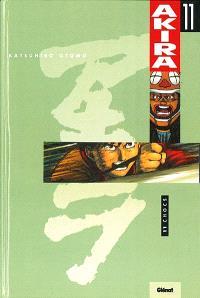 Akira. Volume 11, Chocs