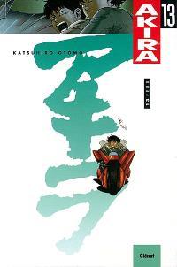 Akira. Volume 13, Feux