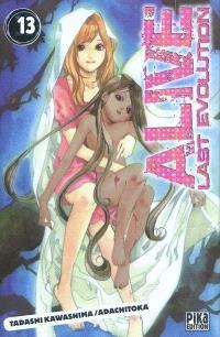 Alive last evolution. Volume 13