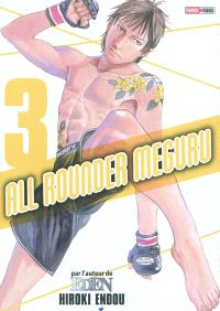 All rounder meguru. Volume 3