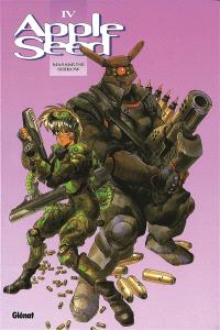Appleseed. Volume 4