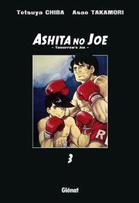 Ashita no Joe. Volume 3