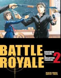 Battle royale. Volume 2