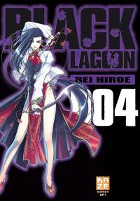 Black lagoon. Volume 4